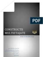 STRUCTURI MULTIETAJATE