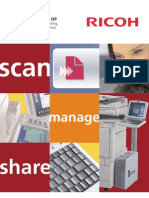 Midshire Business Systems - Ricoh eCopy ScanStation OP - Software Solutions Brochure