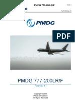 PMDG 777 Tutorial 1