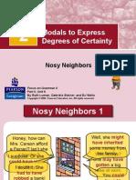 presentation2modalstoexpressdegreesofcertainty-090426211042-phpapp01