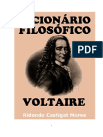 100090145 Voltaire Dicionario Filosofico