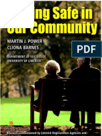 Community Safety Report 2011