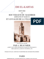 Histoire Des Sou Vera Ins Du Maghreb Islam Algerie Maroc Tunisie