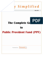 PPF Guide as on 9--9-13