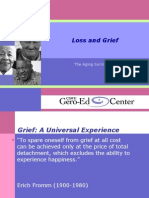 loss and Grief Aging Survival