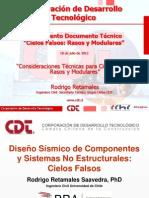 Presentacion CDT Cielos Falsos 2012 07 18