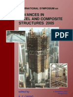 Advances in Steel and Composite Structures 2005