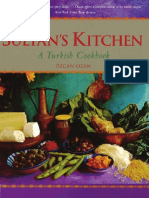 Sultans Kitchen Turkish Cook Book