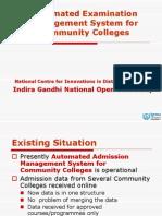 File-80 CCU Examination Automation