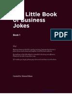The Little Book of Business Jokes Vol1