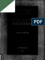 143868501 Publicidad Registral Luis Moisset de Espanes