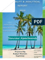 Business Report - Seaview Apartments