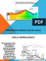 hidraulica  suelos