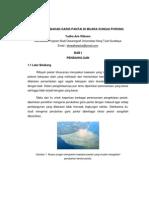 Studi Perubahan Garis Pantai Di Delta Sungai Porong Menggunakan Program Arcview Gis 3