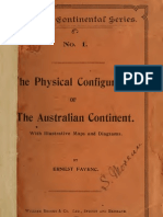 Favenc_The Physical Configuration of the Australian Continent (1905)