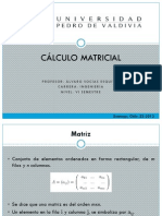 Matrices - 2
