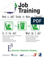 E3 - Educate. Empower. Employ.
