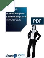 Sample Exam Itsm Foundation Bridge Brazilian Portuguese