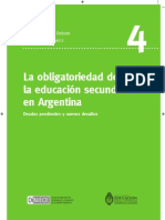 Educacion Secundaria Obligatoria