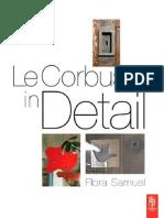 Le Corbusier in Detail For Alice