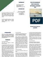 Triptico Ciclo Conferencias Submarinos RLNE