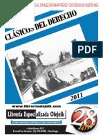26_clasicos Del Derecho Marzo 2010
