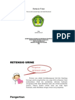 Retensio Urine Print