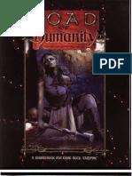Vampire Dark Ages - Road of Humanity