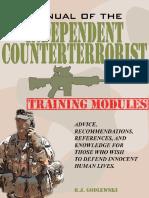Counter Terrorist Training Manual