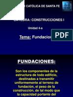 4a-Fundaciones