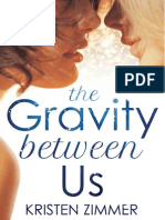 The Gravity Between Us - New Adult Contemporary Romance
