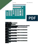 Calculadora Cientifica Codigo Fuente 2013