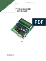 8051 Robot Manual