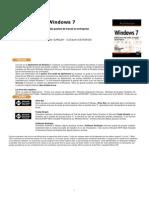 Windows 7 Déploiement des postes de travail en entreprise