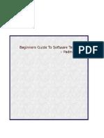 Beginner's Guide To Software Testing - Padmini Chintakayala