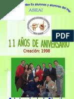 ASEAI 11 años aniversario