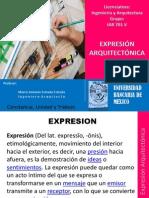 Expresión Arquitectónica
