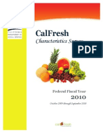 Cal Fresh Household Survey Ff y 2010