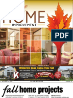 Fall Home Improvement 2013