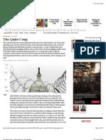 The Quiet Coup - Simon Johnson - The Atlantic