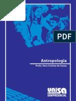Antropologia- Prof.vera Cristina