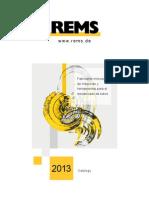 REMS Katalog 2013 ESPoP - Stand 2013-03-07
