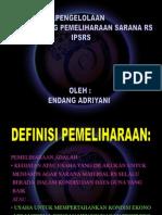05a Pengelolaan Suku Cadang Ipsrs