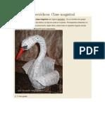 Cisne de los periódicos
