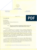 WV AG Letter