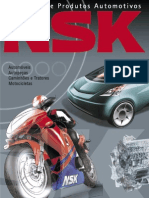 Catalogo Nsk Rolamentos Automotivos