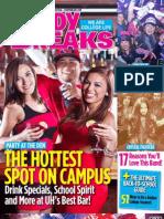 Study Breaks Magazine (HOU)- September 2013
