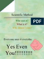Biologi - Scientific Method