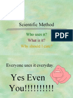 Biologi - Scientific Method