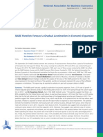 NABE (the US) Outlook September 2013